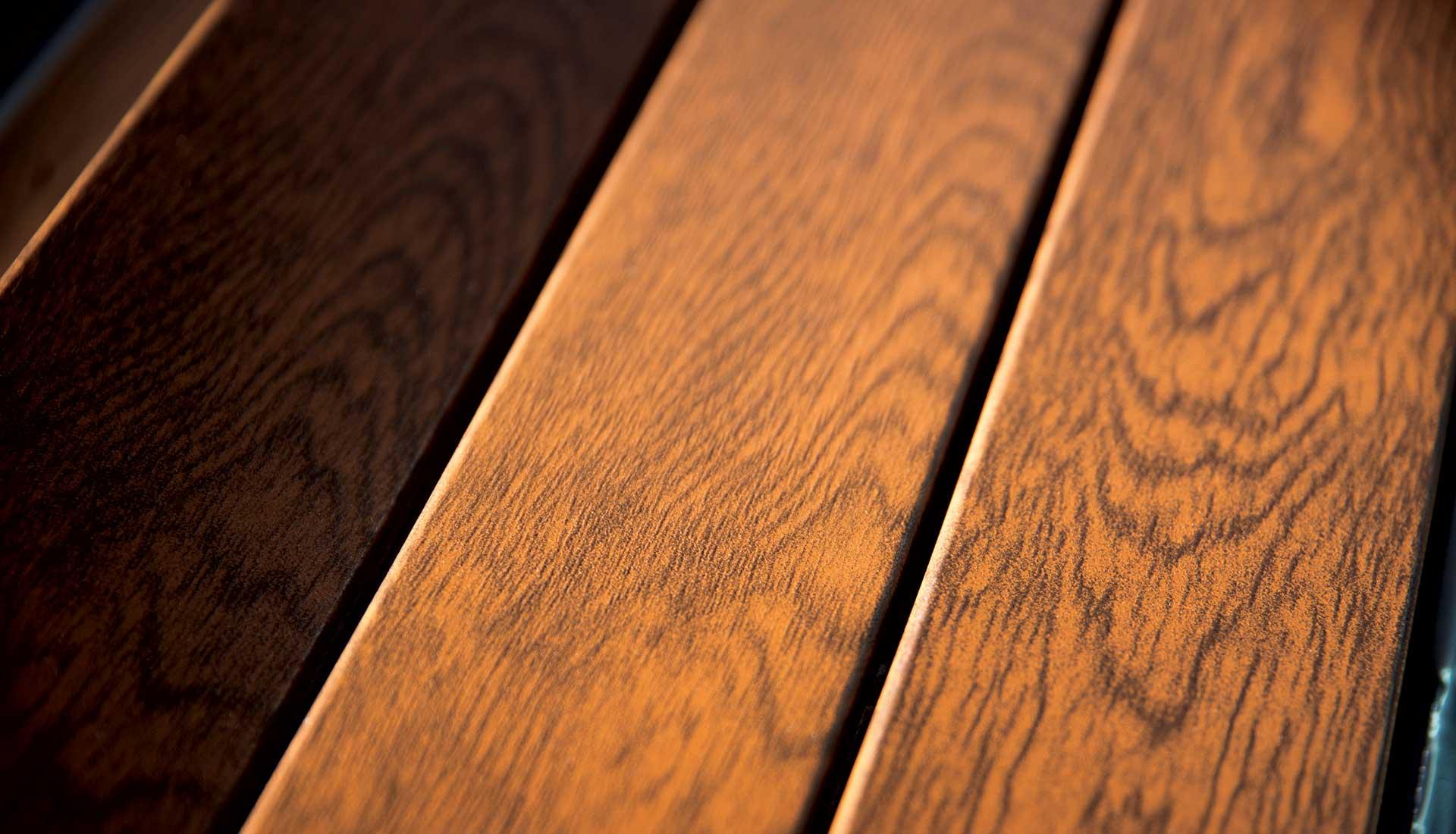 DFV Australia, Wood Effect Powder Coating Technology